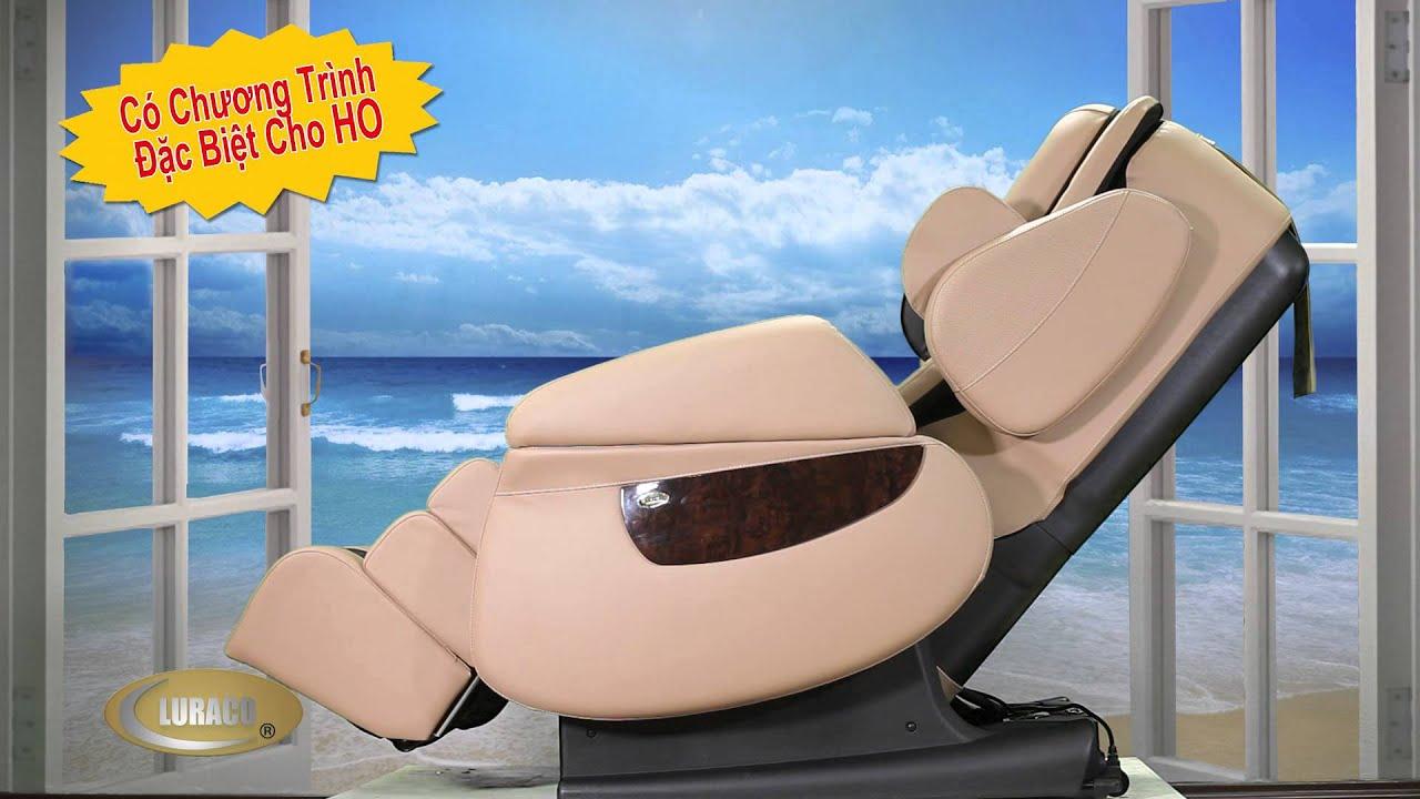 LURACO IRobotics I7 Massage Chair ( VietNamese Ver1 Upgrade )
