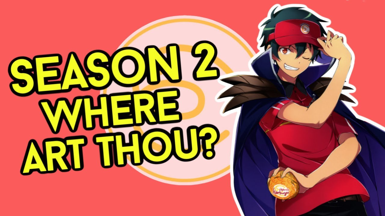 What Happened To The Devil Is A Part Timer Season 2 It was aired between april to june 2013. what happened to the devil is a part timer season 2