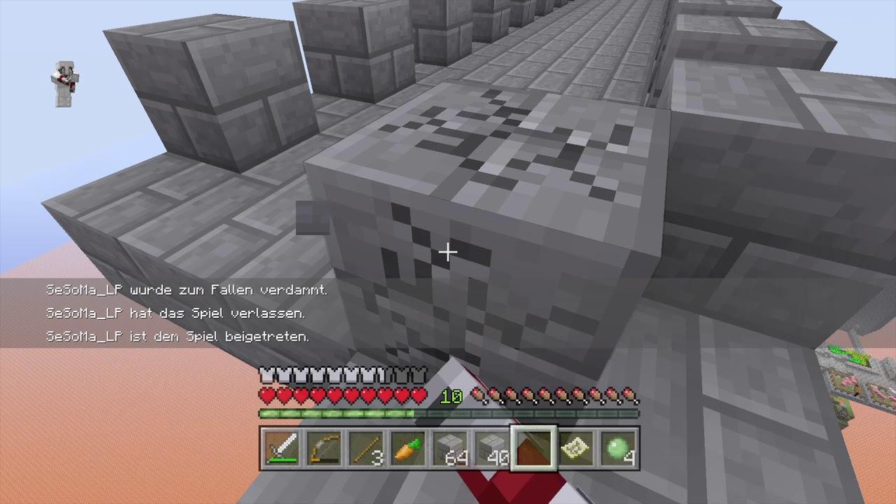 Minecraft Skyblock Multiplayer P Spiele Die Wir Unbedingt - Minecraft skyblock spielen