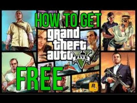 how to get gta v free on mac