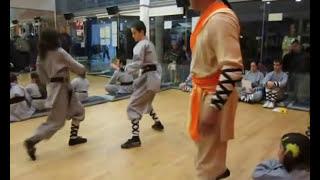 Kung Fu Maringa - Aulas Infantil e Adultos ( Shaolin Tradicional) ShiFu Paty Lee.