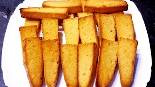 How to make cake rusk by Delicious food recipes