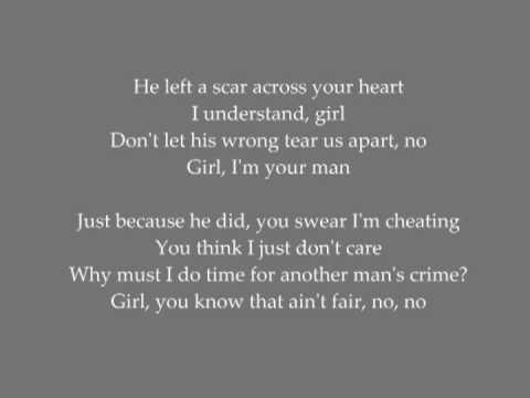 Usher ft Ne-Yo - His Mistakes with lyrics