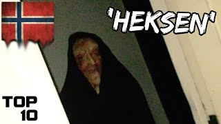 Top 10 Scary Norwegian Urban Legends