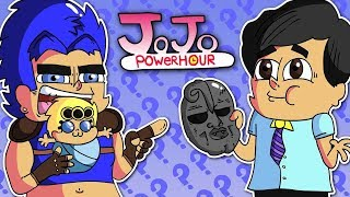 JoJo Power Hour - Araki Forgets