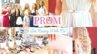 PROM! Get Ready With Me | Lucy Flight