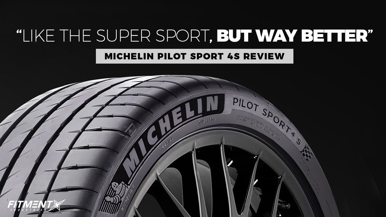 driving review michelin pilot sport 4s youtube. Black Bedroom Furniture Sets. Home Design Ideas