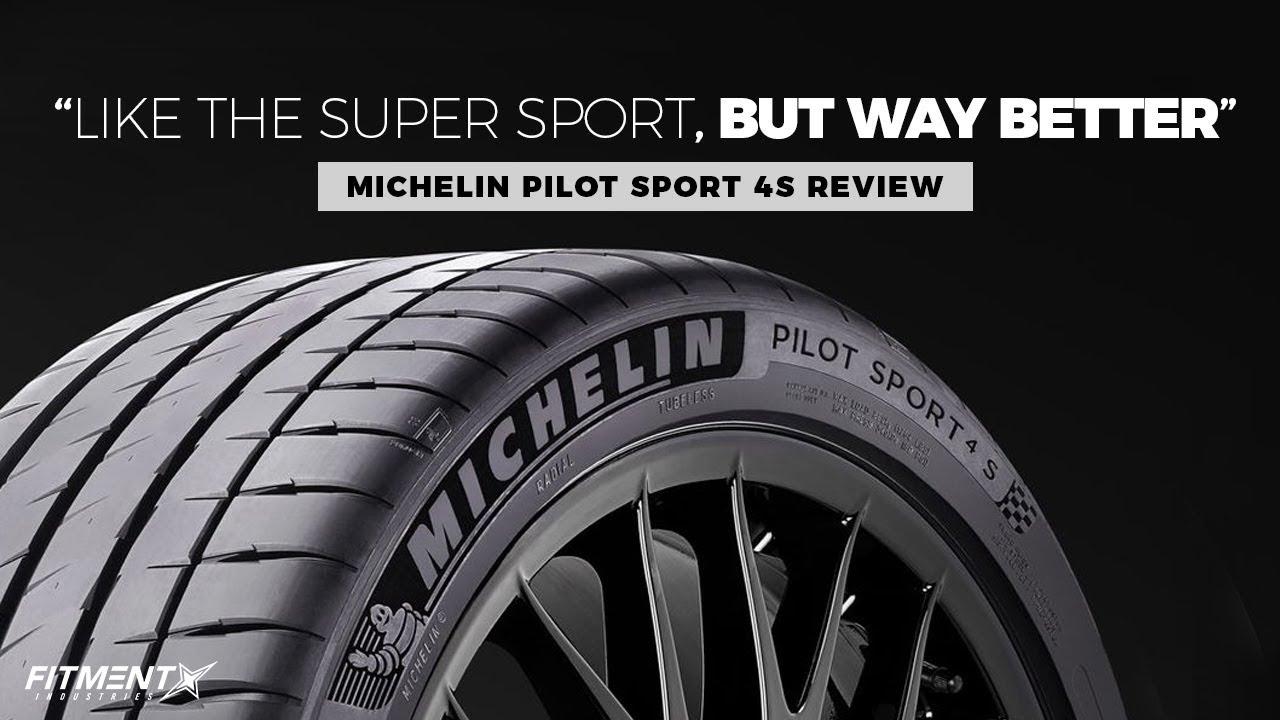 Michelin Pilot Sport >> Driving Review Michelin Pilot Sport 4s Youtube