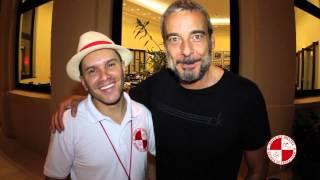 Pós show escola de samba com Alexandre Borges - Bateria de escola de samba