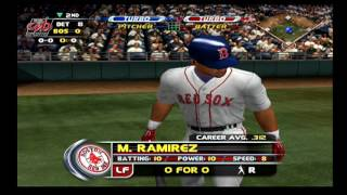 MLB Slugfest 2003 - Season Mode - Division Series (Game 2)