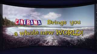 """Cinerama South Seas Adventure"" trailer - new 2013 version"