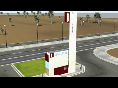 JaK Studio - Alinma Bank ATM Design