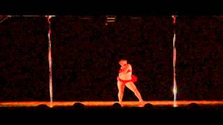 Midwest Pole Dance Competition 2012: Dana Miklos