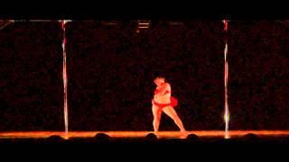 Midwest Pole Dance Competition 2012: Dana Miklos