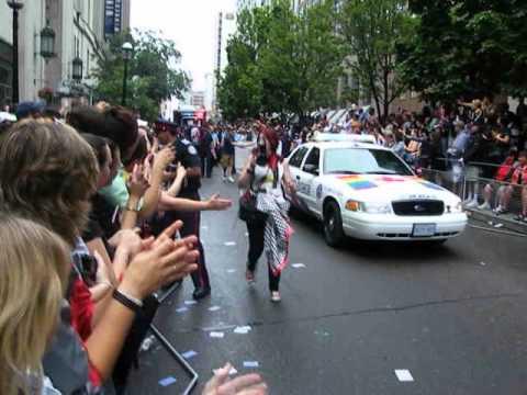 Gay Pride Toronto 2009