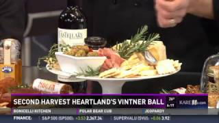 Second Harvest Heartland's Vintner Ball (2/24/17 on KARE 11)