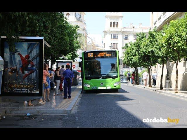 La reordenación del tráfico traerá cambios en la carga y descarga y en los autobuses