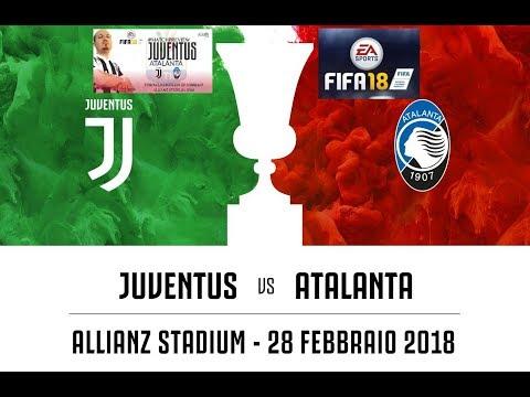 JUVENTUS - Atalanta PREVIEW    PRONOSTICO FIFA 18 [TIM Cup, SEMIFINALE, RITORNO]