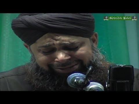 Main Madinay Chala Emotional kalam recited by Owais Raza Qadri in UK
