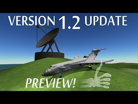 Ultimate 1.2 Update Preview! - KSP