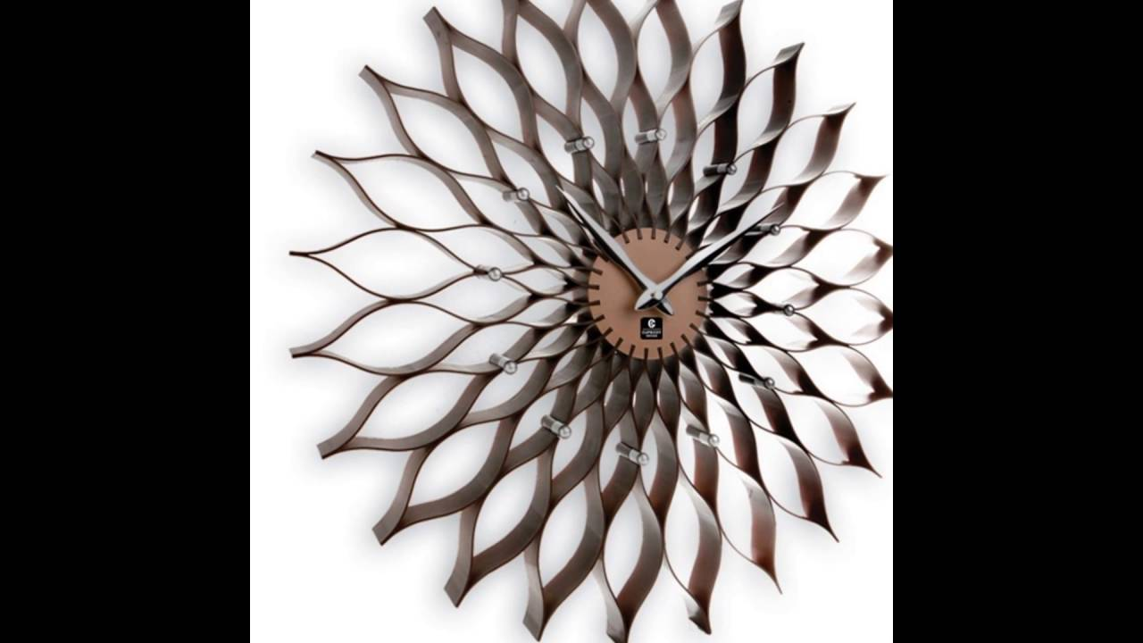 Large Wall Clocks Contemporary Youtube