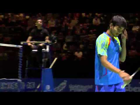 K. Srikanth vs Viktor Axelsen | MS F Match 2 - Swiss Open 2015