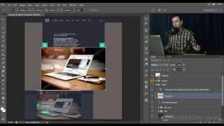 6 Photoshop Web Tasarımı Ohaa Süpermiş Bu