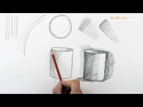 Start Drawing: PART 1  - Outlines, Edges, Shading
