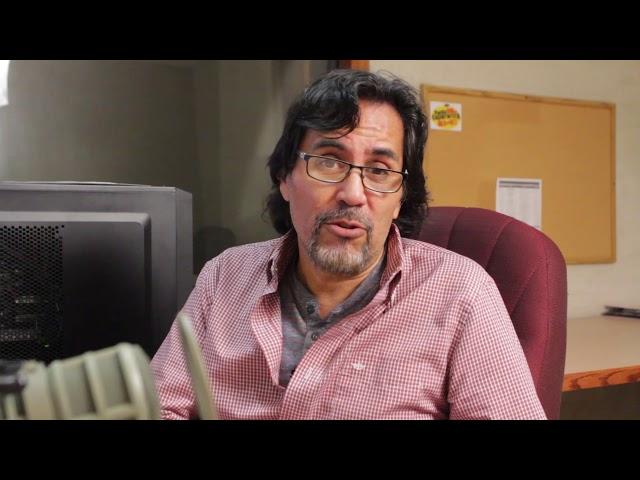 Mario Sotelo Jefe de Producción de Radio Esperanza!
