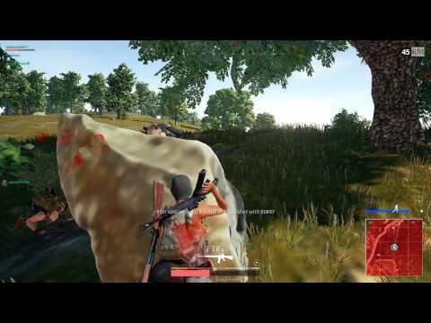 Shotgun Ain't Half Bad, Eh... : PUBG