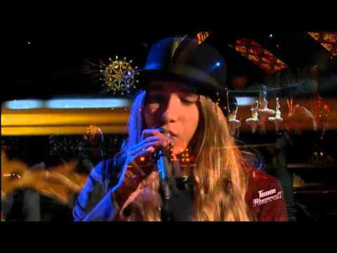 The Voice 2015 Sawyer Fredericks   Semifinals A Thousand Years