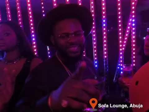 Dj Consequence Live At Sofa Lounge Abuja Youtube