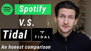Spotify vs Tidal - An Honest Comparison