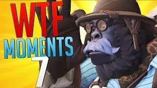 Overwatch WTF Moments #7