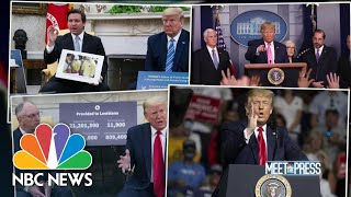 Pence: 'truly Remarkable Progress' On Covid Despite Spike In Infections | Meet The Press | Nbc News