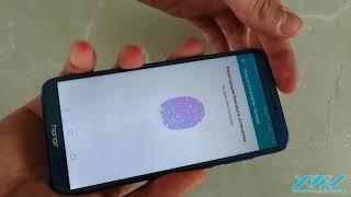 Сканер отпечатков в Honor 9 Lite (XDRV.RU)