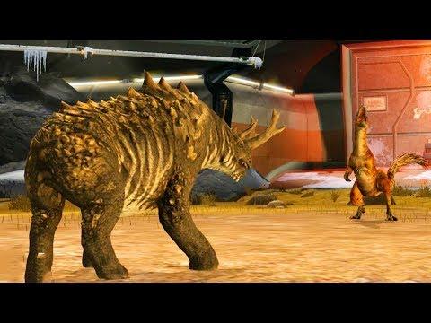 Jurassic World Game Mobile #111: Brontotherium Tiến hoá cuối cấp quá đẹp