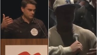 Ben Shapiro Has Substantive Debate With Black Student Over Racism