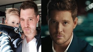 2 Yrs Since Son's Diagnosis Michael Buble's Brand New Release Is Hauntingly Beautiful