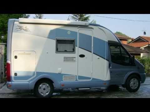 Camper ford transit laika x595c youtube for Laika camper