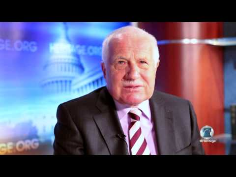 Former Czech President Vaclav Klaus on Europe's Failures