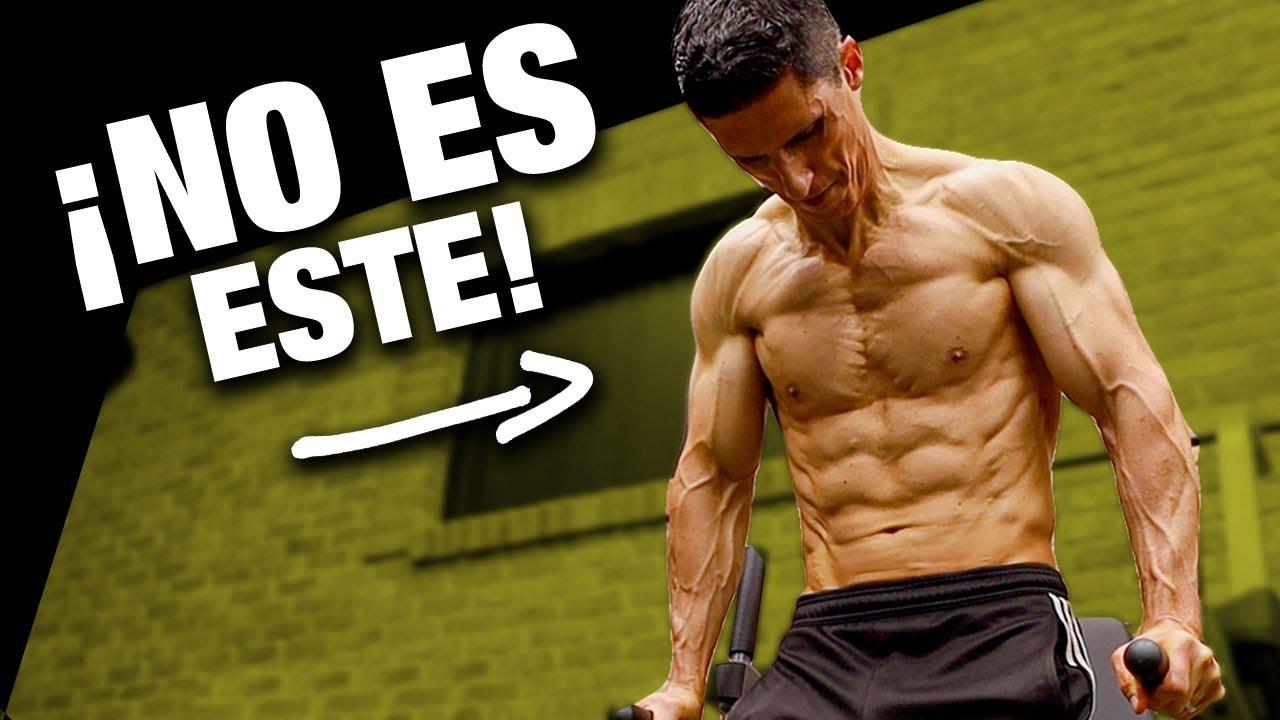 11 Ejercicios para AUMENTAR Masa Muscular RÁPIDO