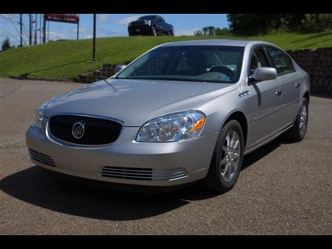 2006 buick lucerne cxl sedan green for sale doovi. Black Bedroom Furniture Sets. Home Design Ideas