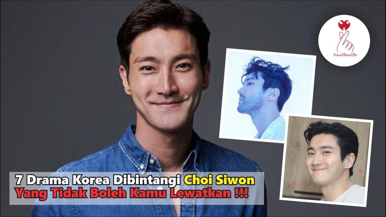 7 Drama Korea Terbaik Choi Siwon Super Junior