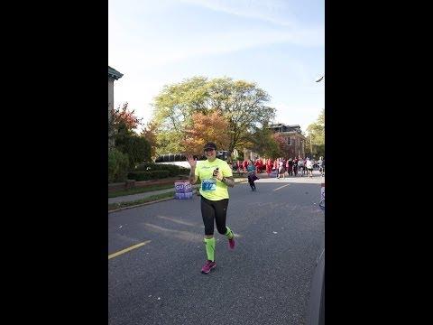 Detroit Free Press Marathon - 3rd Full Done!