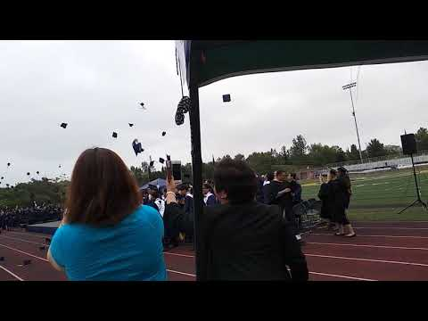 Graduation class of 2019 Mater Dei Catholic High School!!! ????????????‍????????????‍????