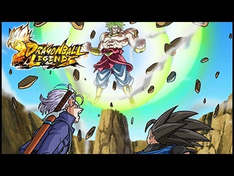 Dragon Ball Legends CBT: Story Mode [60fps]