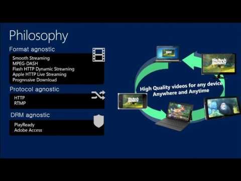 TechEd Europe 2013 Building Rich Media Applications with Windows Azure Media Services