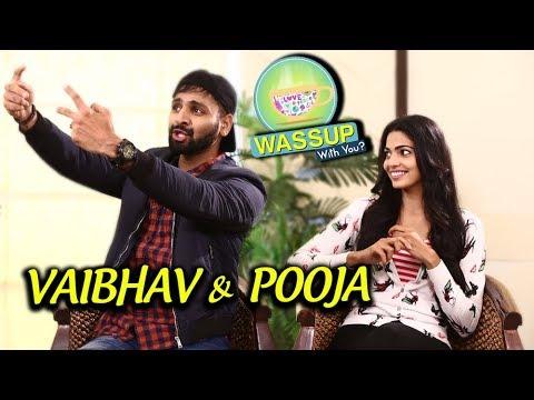 Vaibhav Tatwawaadi & Pooja Sawant | WassUp With You | Episode 11 | Fumbles, Bhetali Tu Punha,