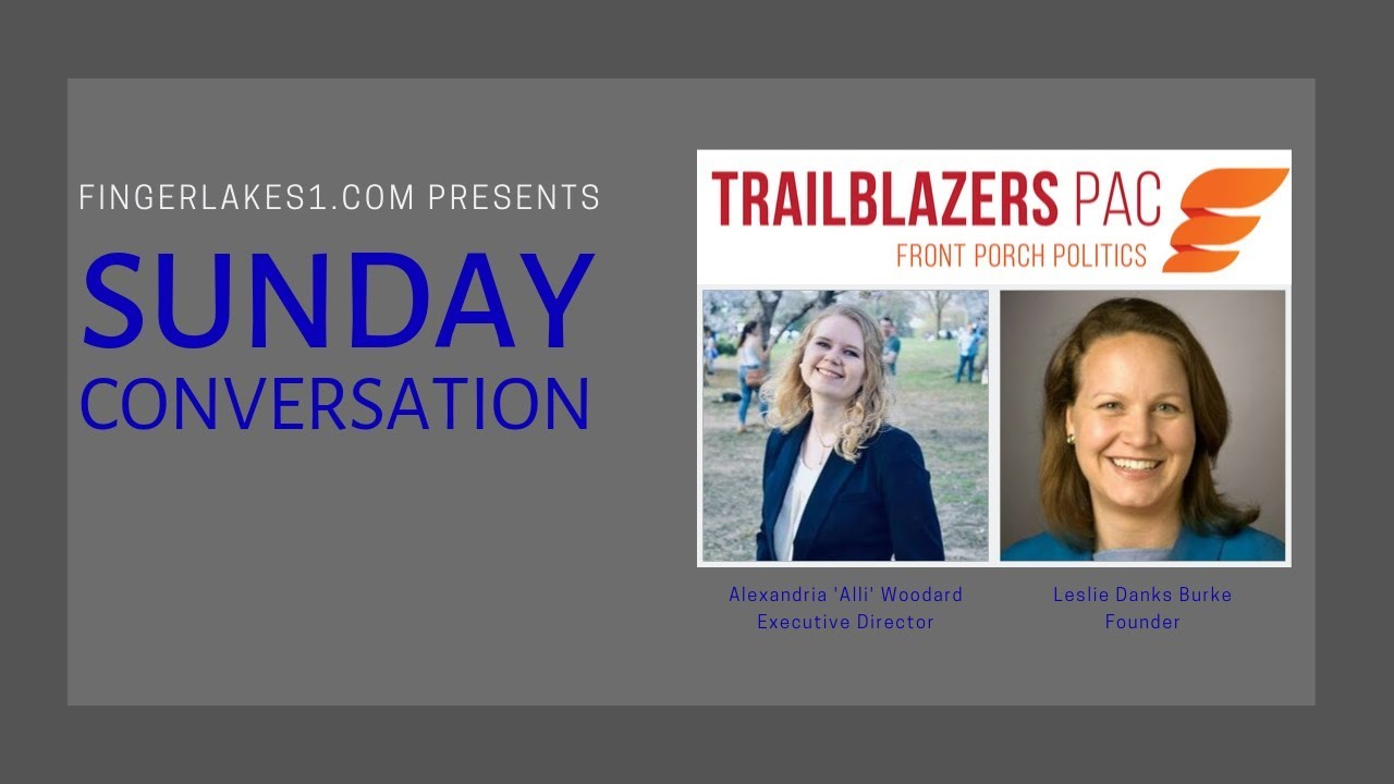 EPISODE #29: A Sunday Conversation with Alli Woodard & Leslie Danks Burke (podcast)